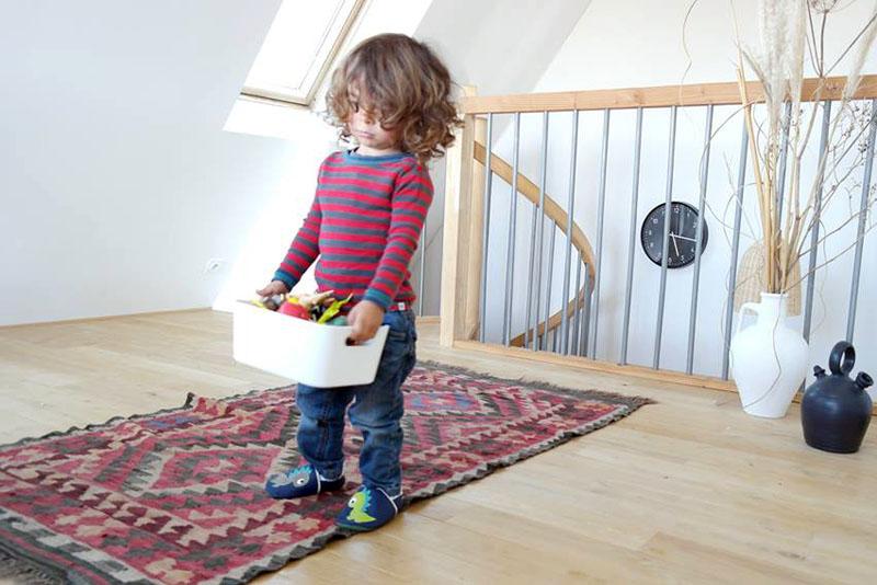 Chaussons personnalisés pour enfants