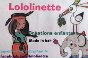 Carte de visite Lololinette